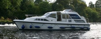 Bootsferien Irland Kilkenny Klasse Boot