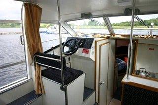 Kilkenny_Klasse_Boot_Innenansicht