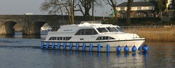 Bootsferien Irland Roscommon Klasse Boot