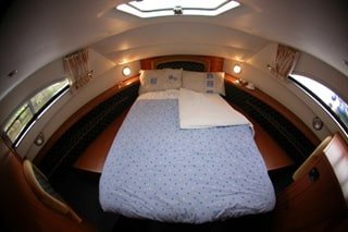 Wexford_Klasse_Boot_Bett