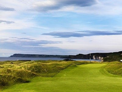 Royal Portrush Golf Reisen Irland