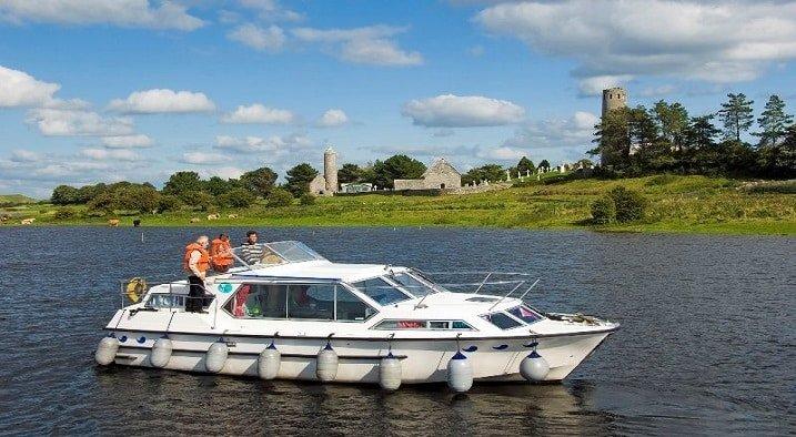 Bootsferien in Irland